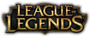 lol-league of legends logo