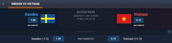 Starcraft 2 betting
