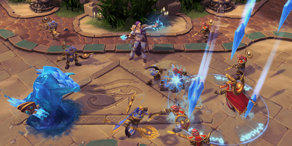 Screenshot from Heroes of the Storm