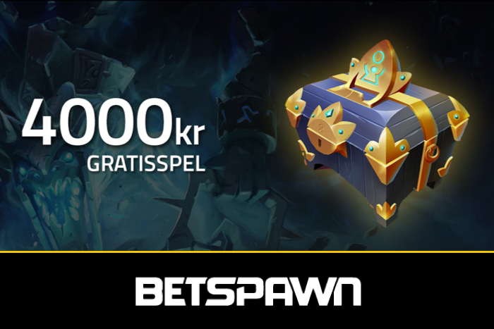 4000 kr free bets hos Betspawn