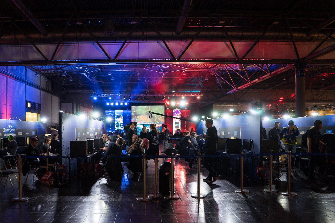 E-sport till OS i Paris 2024?